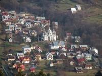 Konny szlak turystyczny - Jaworki - Szlachtowa