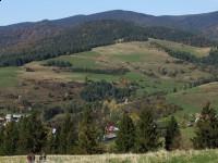 Konny szlak turystyczny Obidza Piwniczańska - Przehyba