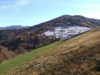 Konny szlak turystyczny Przysłop - Krościenko