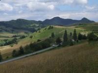 Pieszy szlak turystyczny - szlak do schroniska na Durbaszce
