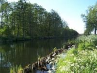Trasa Promenadą Nadrzeczną do Jeziora Mamry
