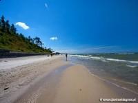 Nadmorskie kąpieliska i plaża