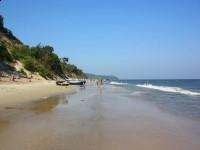 Plaże we Władysławowie