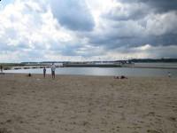 Węgorzewska plaża