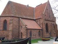 Kościół św. Piotra i Pawła (obecnie Muzeum Rybołówstwa)