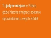 Muzeum Emigracji Gdyni