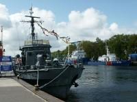 Muzeum - okręt ORP Fala