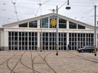 Muzeum Techniki i Komunikacji - Zajezdnia Sztuki w Szczecinie