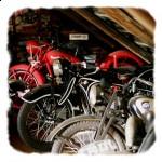 Rdzawe Diamenty - Kolekcja Zabytkowych Motocykli