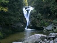 Ścieżka przyrodnicza do wodospadu Szklarki
