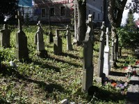 Stary cmentarz