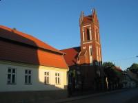 Kościół katolicki pod wezwaniem św. Wojciecha