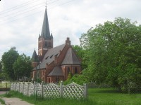 Kościół parafialny Najświętszego Serca Pana Jezusa