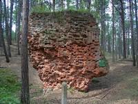 Ruiny kościoła p.w. św. Mikołaja