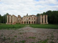 Pałac Finckensteinów w Kamieńcu Suskim