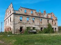 Ruiny dworu Borzygniew
