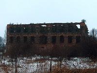 Ruiny pałacu Ciernie