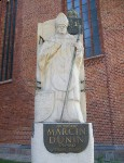 Pomnik Arcybiskupa Marcina Dunina