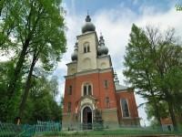 Cerkiew Grekokatolicka pw. św Piotra i Pawła i Rzymskokatolicka pw. Objawienia Pańskiego