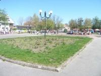 Plac Wolności z Muszlą Koncertową