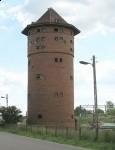 Kolejowa wieża ciśnień