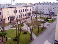 Budynki Wyższej Szkoły Policji
