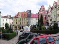 Zabytkowe domy na Rynku