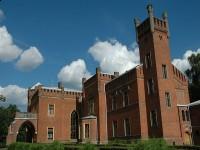 Zamek Karnity w Miłomłynie