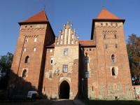 Zamek krzyżacki w Nidzicy