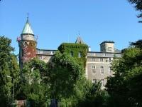 Zamek Szczytna