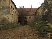 Zamek Nieszkowice
